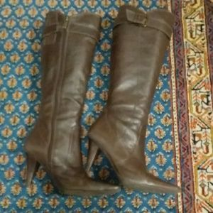 Kenneth Cole Reaction Heeled Boots